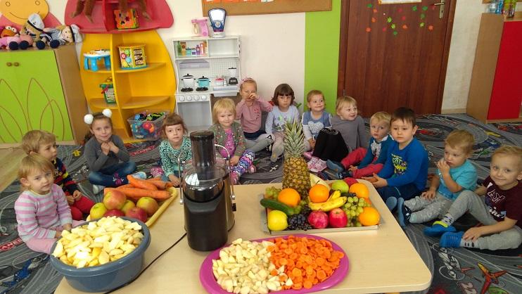 Pyszne i zdrowe soki owocowe 🍇😄