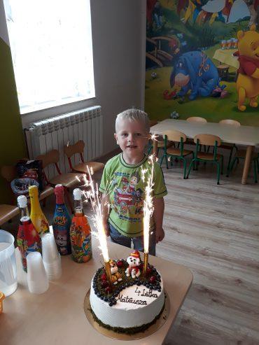 Urodziny Mateusza
