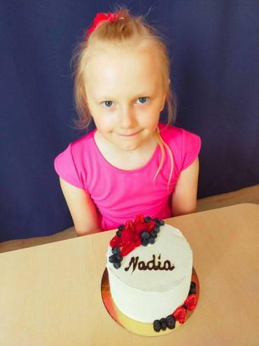 Podwójne urodzinki 7-latek Karolinki i Nadii 🍰🥳😁