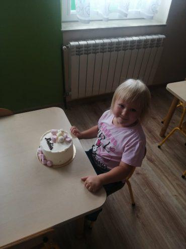 Nadia kończy 4 latka 😃🥳🎂