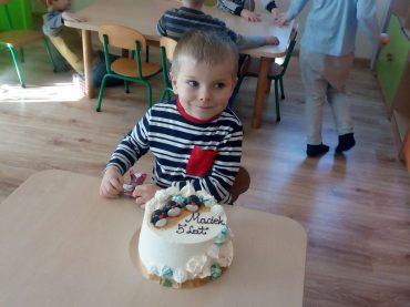 Urodziny Maciusia