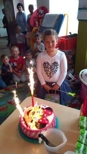 Urodziny Julki