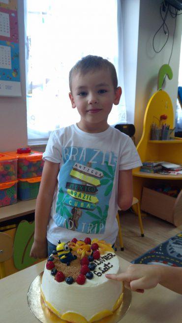 Urodzinki Oliviera