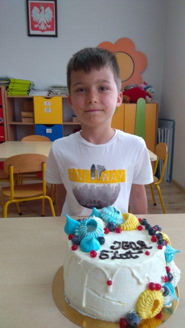 6 urodziny Igorka